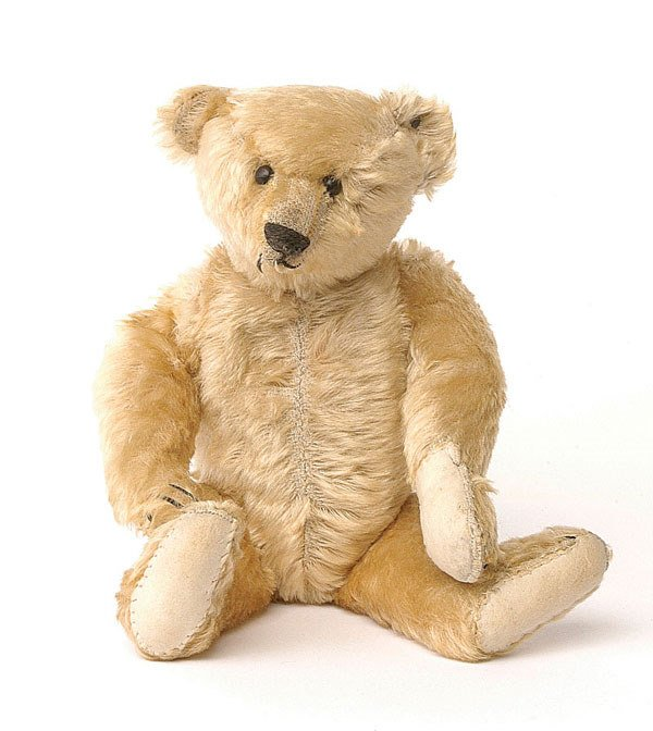 2009: Arthur: Steiff teddy bear, German, c.1909