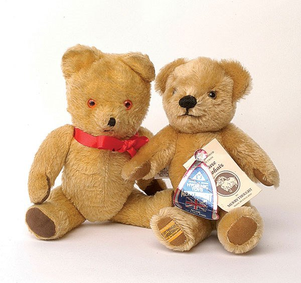 2024: Dean's Rag Book  teddy bear, British, 1970s