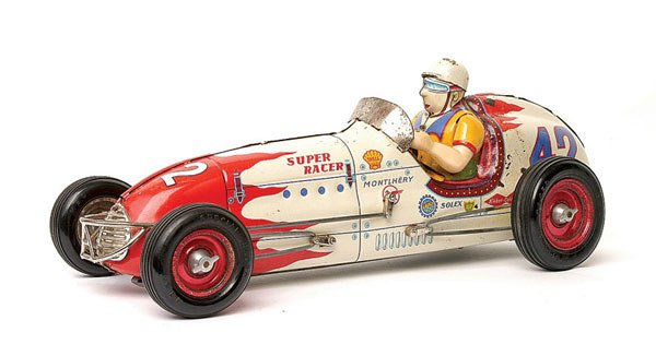 "3020: Gem Toys ""Super Racer"" Indianapolis Racing Car"