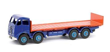 550: Dinky Foden Flat Truck with Tailboard