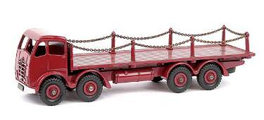 549: Dinky Foden Flat Truck with Chains