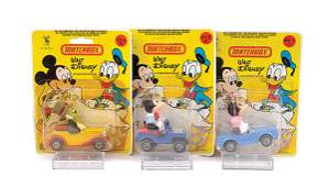 372 Matchbox Superfast  Disney Series Vehicles