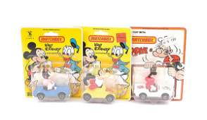 366 Matchbox Superfast Walt Disney Vehicles