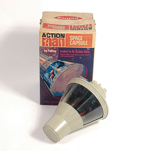 1005: Palitoy Action Man Space Capsule
