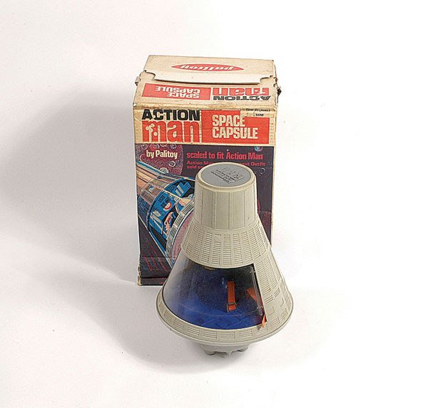 1006: Palitoy Action Man Space Capsule