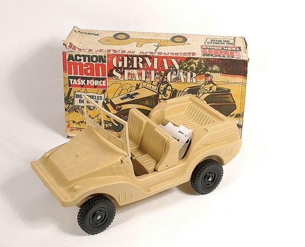 1007: Palitoy Action Man Task Force German Staff Car