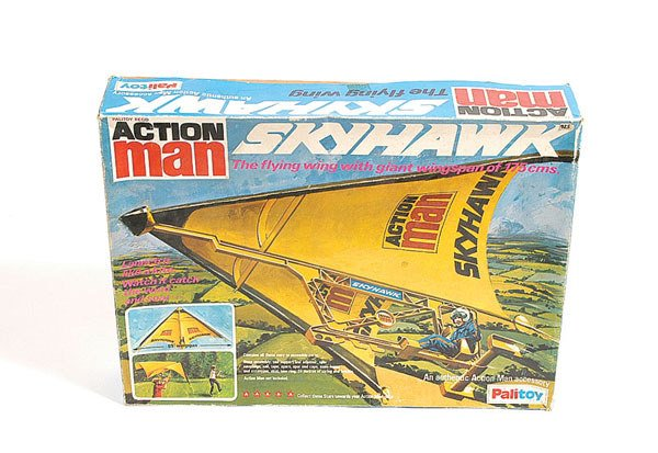 1011: Palitoy Action Man Sky Hawk