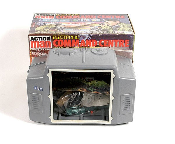 1014: Palitoy Action Man Electronic Command Centre