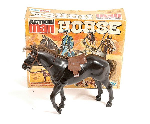 1019: Palitoy Action Man Horse