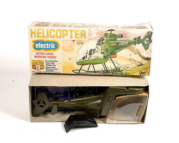 1021: Cherilea Electric Helicopter