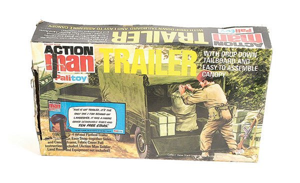 1024: Palitoy Action Man Trailer