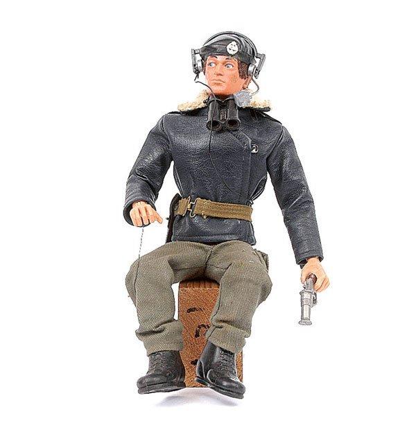 1074: Palitoy Action Man Tank Commander