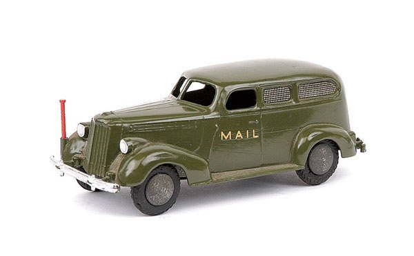 1284: Tekno - No.425 US Export Issue Packard Mail Van