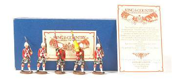 2029 King  Country Limited Edition Sets in metal