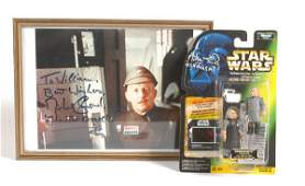 2286: Star Wars - A Pair of Signed of Items