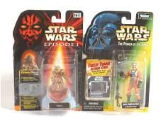 2288: Star Wars Recent Isue Signed Figures