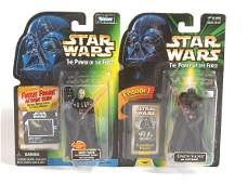 2289: Star Wars Recent Issue Signed Figures