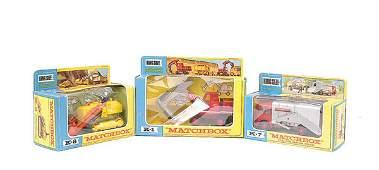 110: Matchbox Kingsize - a group of Commercials