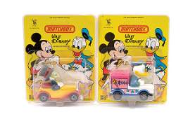 277 Matchbox Superfast 12 x Walt Disney Vehicles