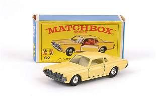 819: Matchbox No.62c Mercury Cougar