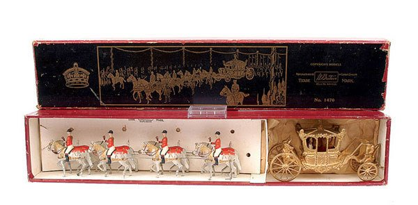 2005: Britains-Set1470-State Coach of England [1941]