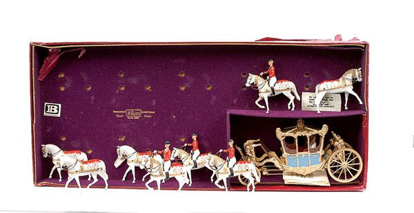 2007: Britains - Set 9401 - Her Majesty's State Coach