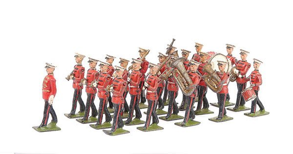 2008: Britains - Set 2014 - U.S. Marine Corps Band