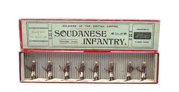 2014: Britains - Set 116 - Soudanese Infantry