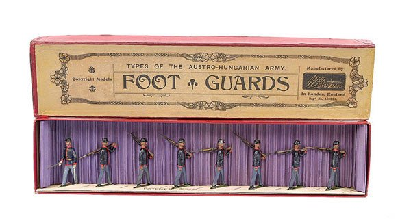 2015: Britains - Set 178 - Austro- Hungarian Foot Gds