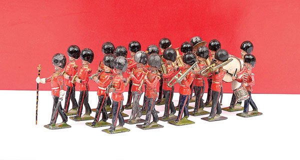 2019: Britains - Set 37 - Band Of The Coldstream Gds