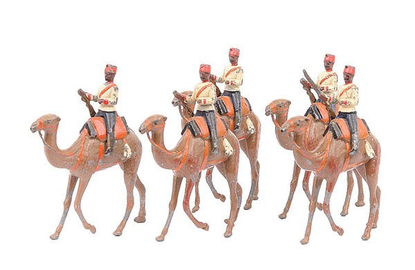 2024: Britains - Set 48 - From Egyptian Camel Corps