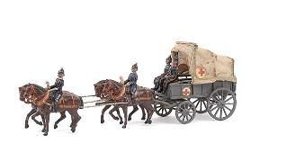 2836: Britains - Set 145 - RAMC Ambulance