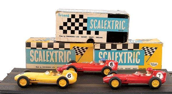 8: Scalextric No.C54 Lotus F1 Racing Car