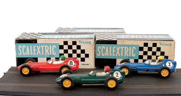 9: Scalextric No.C54 Lotus F1 Racing Car
