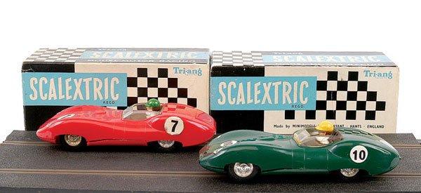 12: Scalextric No.C56 Lister Jaguar
