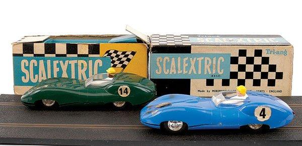 13: Scalextric No.E1 Lister Jaguar