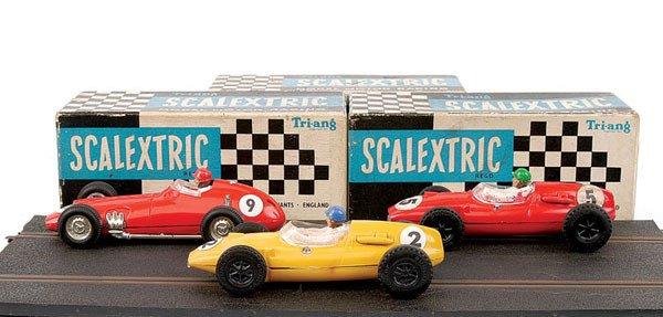 15: Scalextric No.C58 Cooper F1 Racing Car