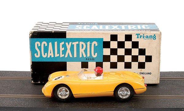 17: Scalextric No.C61 Porsche Spyder