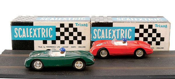 18: Scalextric No.C41 Porsche Spyder