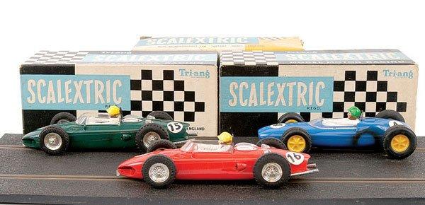 20: Scalextric No.C62 Ferrari F1 Racing Car