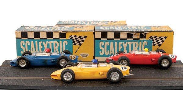 21: Scalextric No.C62 Ferrari F1 Racing Car