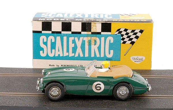 24: Scalextric No.C74 Austin Healey 3000