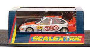 178: Scalextric - a group of 11European Touring Cars