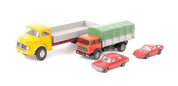 1016: Buby Toys Commercial Vehicles