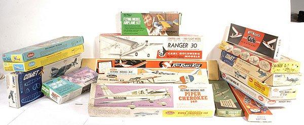 2416: Balsawood Aircraft Kits