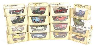2475 Matchbox Models of Yesteryear Cars