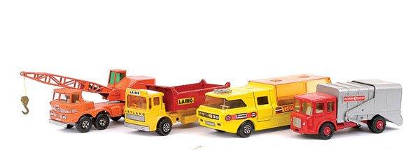 4001: Matchbox Superkings No.K7 Racing Car Transporter