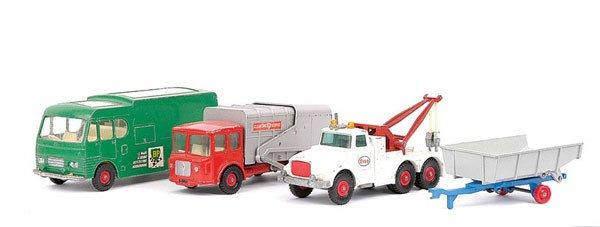 4017: Matchbox Kingsize K2 Scammell Esso Wreck Truck