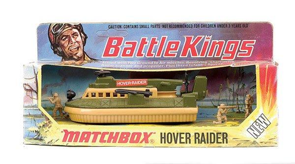 4022: Matchbox Battlekings No.K105 Hover Rader