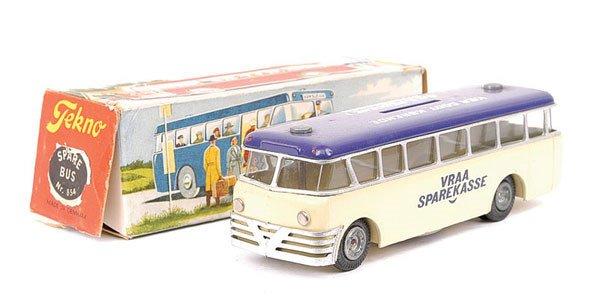 4456: Tekno No.854 Savings Bank Bus